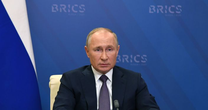 Putin to Hold Annual Press Conference on 17 December in Video-Format