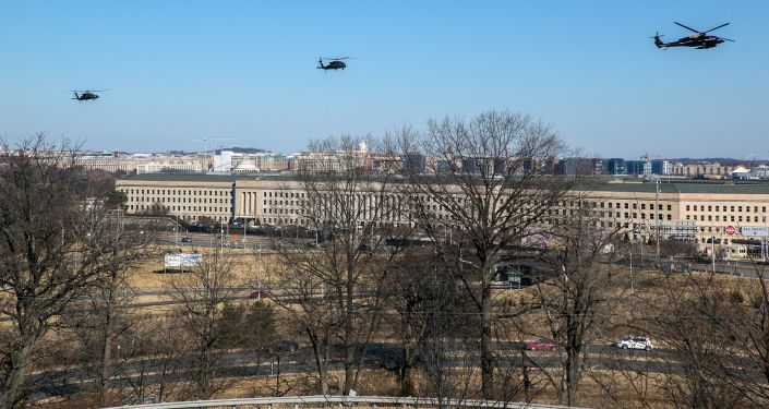 Pentagon Imposes New COVID-19 Restrictions to Contain Outbreak, Reports Say
