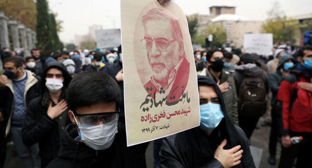 Iran Says Prosecuting 'Main Perpetrator' of Scientist's Killing, Foiled Israeli Anti-Tehran Plots