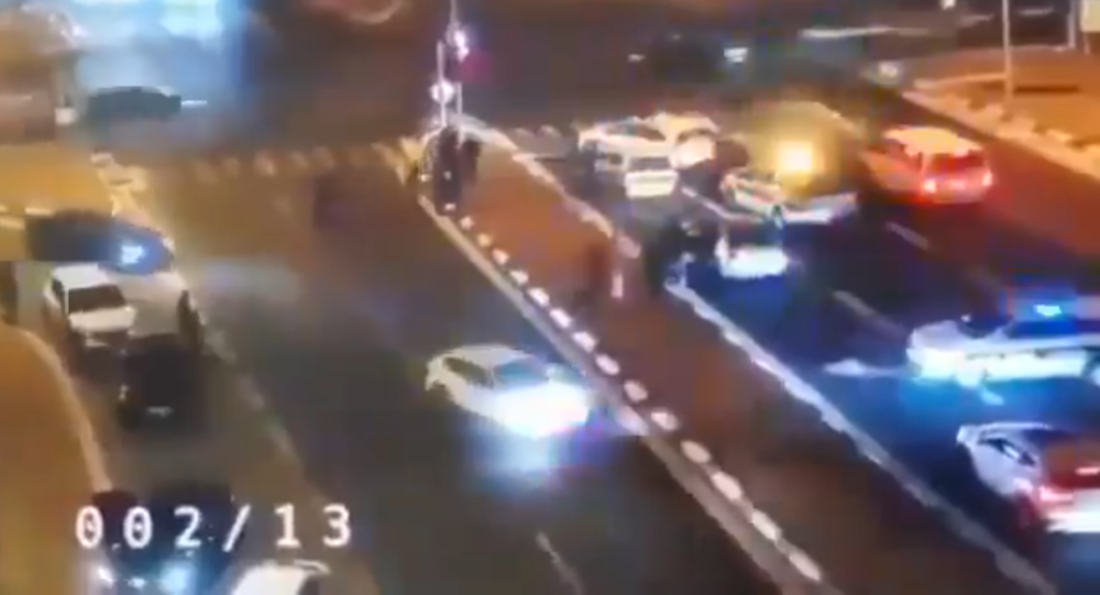 Video of Killing of Alleged 'Mossad Commander' in Tel-Aviv Goes Viral