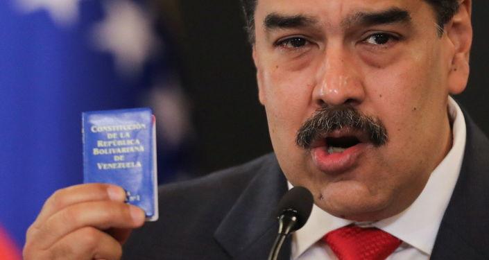 Wir werden zu 100 % digital: Maduro enthüllt Plan, um Venezuelas Wirtschaft von Hyperinflation zu retten