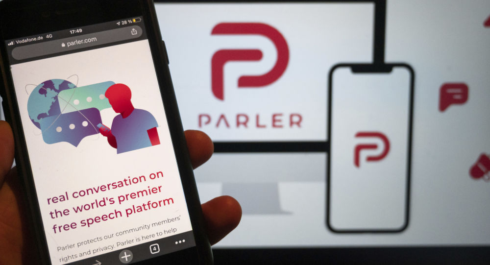 It's Back: Parler Announces Its Return After Being Suspended Following US Capitol Riots