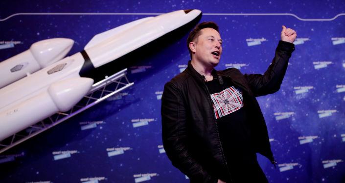 Musk Sets Objective of Creating Self-Sustaining City on Mars Before World War 3 - Sputnik International