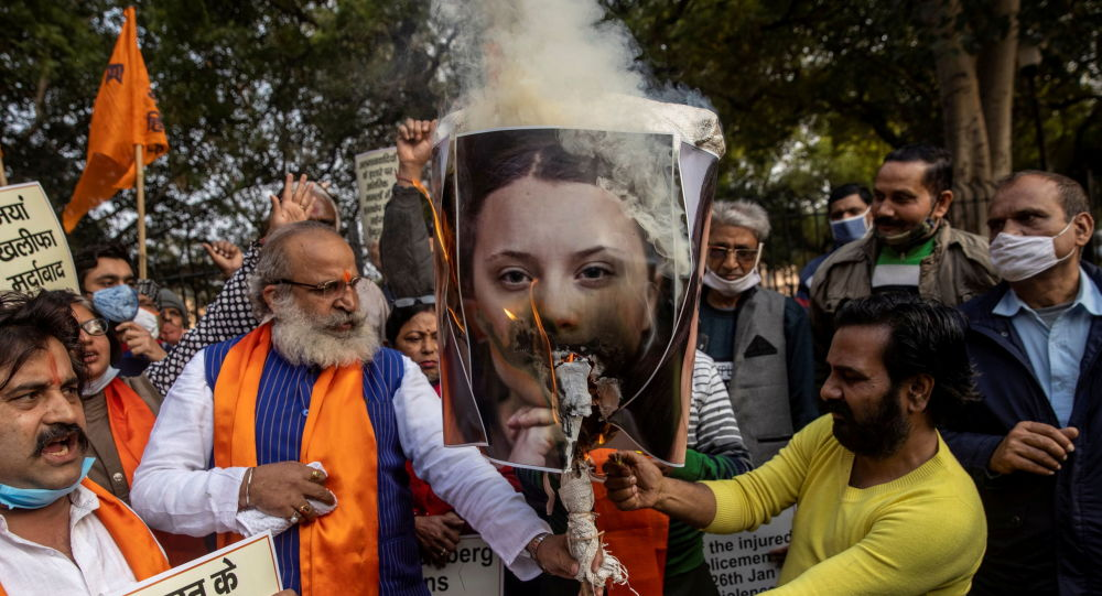 Delhi Police Arrest Climate Activist in Connection With 'Greta Thunberg Toolkit' Case