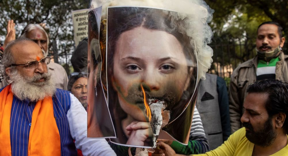 India Continues to Hunt Down Activists Who Shared 'Greta Thunberg Toolkit' Amid Political Outrage