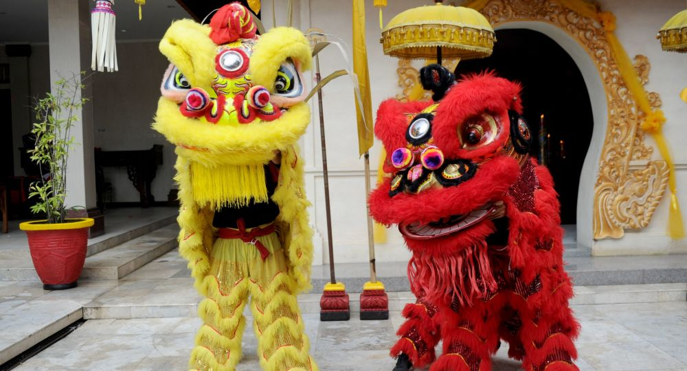 Wuhan Lights Up for Lunar New Year Show