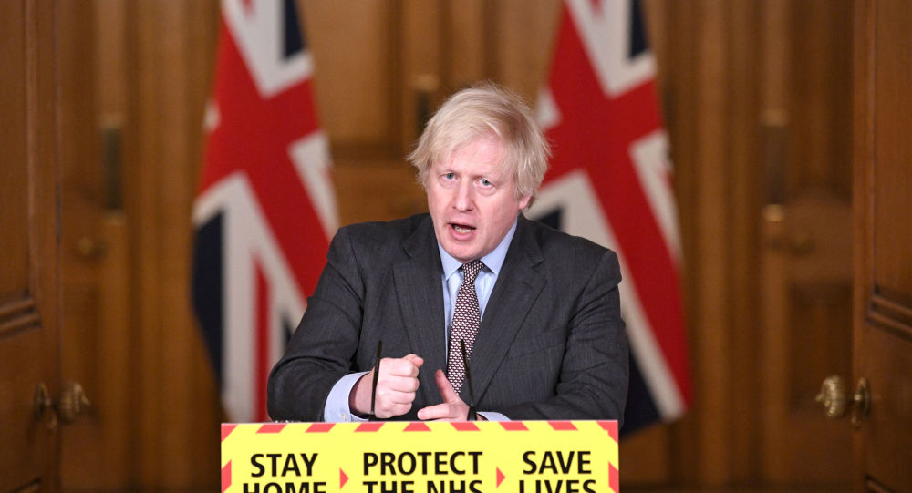 'We Need To Know Why That Happened': UK's Johnson Calls For Full Transparency over COVID Origins