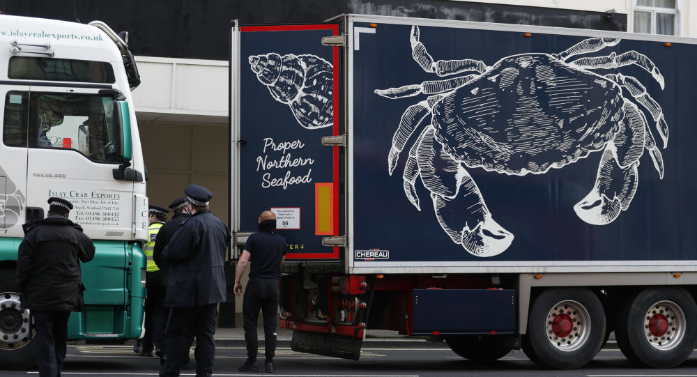 EU Ban on UK Shellfish Exports 'Punishment for Daring to Become a Nation-State', Minister Says