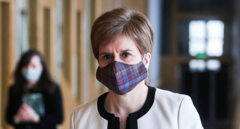 Scottish First Minister Sturgeon 'Must Resign' if she Broke Rules in Hounding Ex-Party Leader