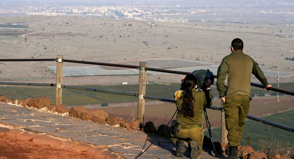 Syrian Air Defences Repel 'Israeli Aggression' in the Vicinity of Damascus - SANA
