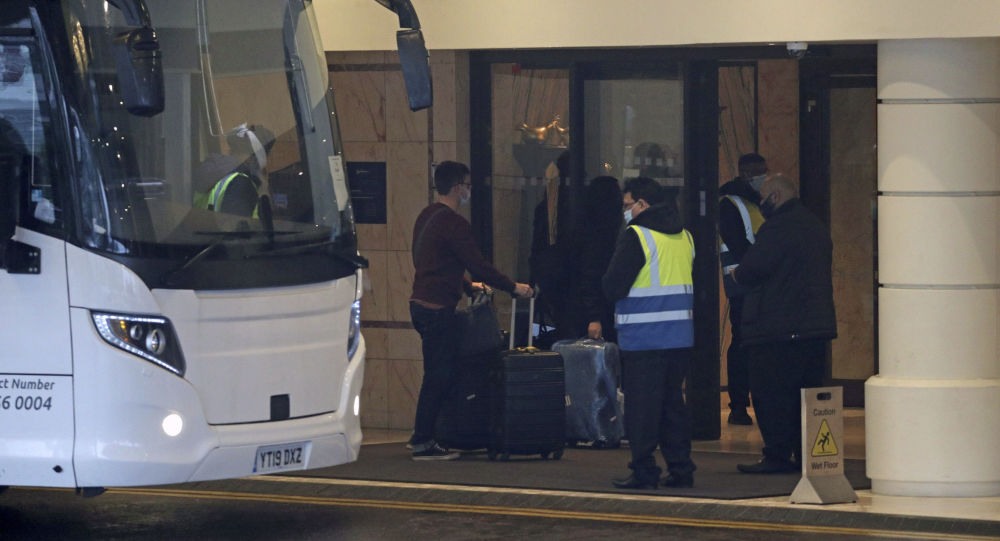 UK Hotel Quarantine Measures Go Into Effect Amid Mixed Opinions