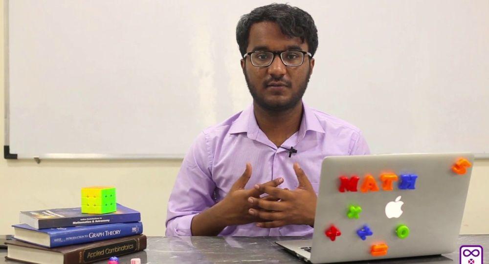 World's 'Fastest Human Calculator' Neelakantha Bhanu Prakash Seeks to Promote Mental Math as Sport