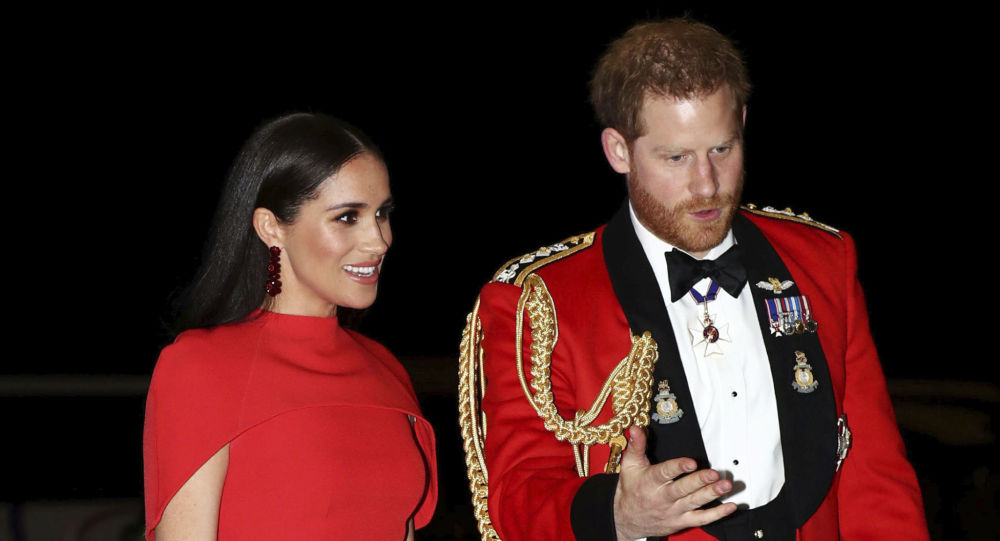 UK Media Claims Prince Harry to Lose Military Titles as Sussexes Agree to 'Tell-All' Oprah Interview
