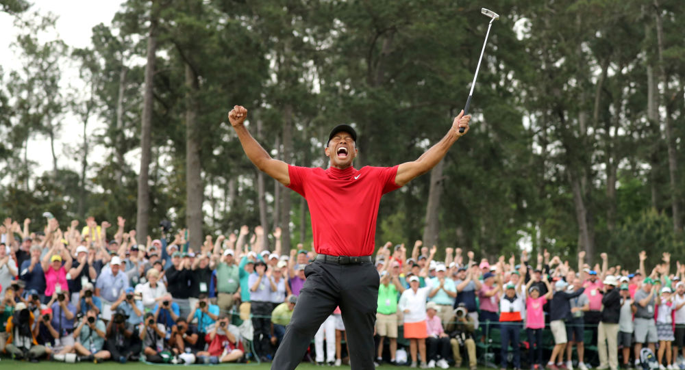 Tiger Woods Makes First Comments After Severe Car Accident