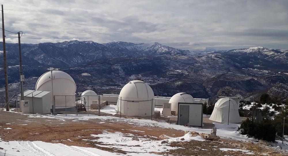 Pentagon Building Autonomous Daytime Telescopes for Tracking Enemy Satellites