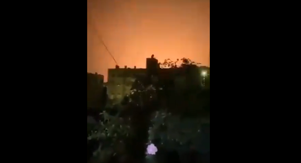 Video: Four Syrian Servicemen Wounded After 'Israeli Aggression' in Damascus Area - SANA