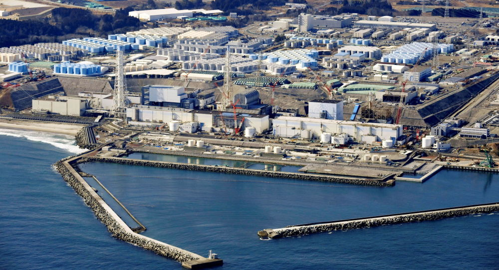 Moscow Concerned About Japan's Plans to Dump Fukushima Water Into Ocean