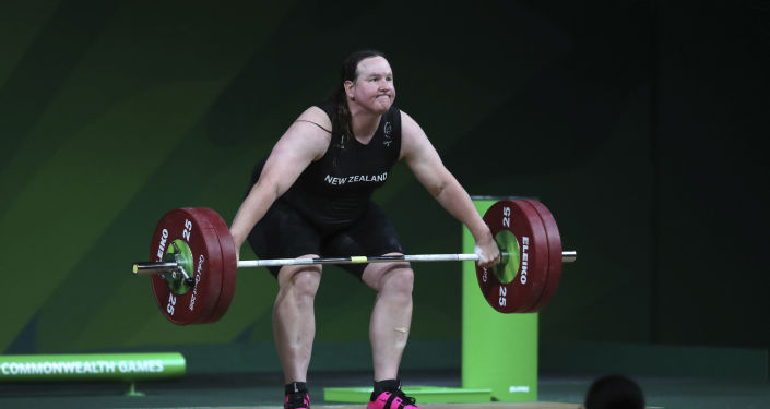 Where Will It All End as Weightlifter Born Gavin Hubbard Allowed To Compete In Olympics as a Woman?