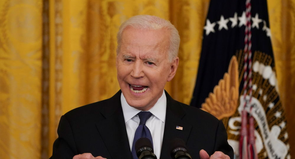 Biden Reportedly Refused to Hold Joint Presser With Putin to Avoid Helsinki Scenario