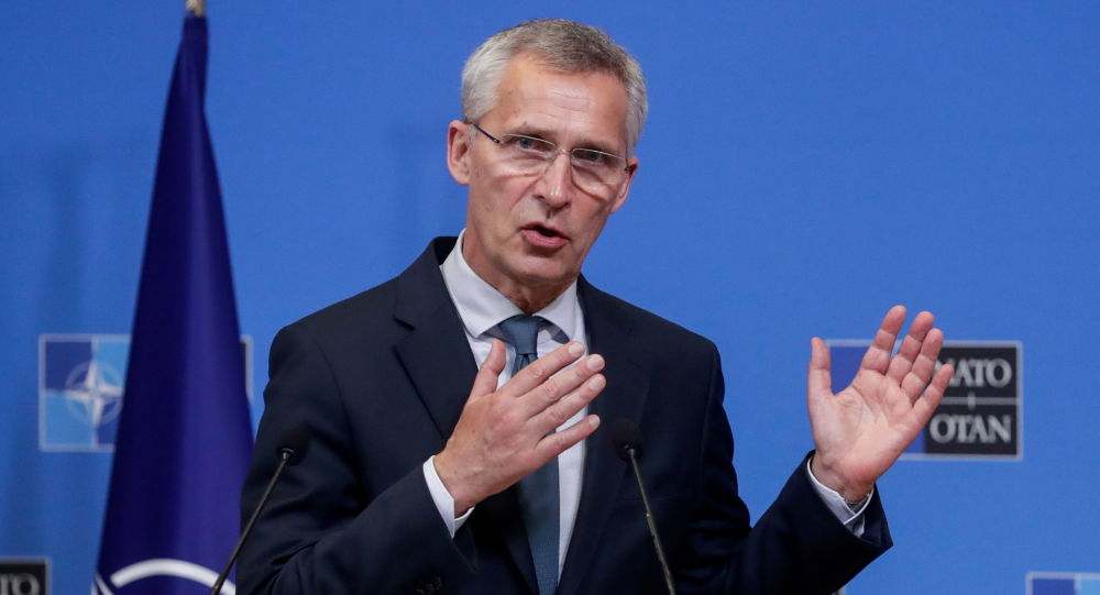 Stoltenberg: NATO Ready to Cooperate With Russia Through Existing Channels of Communication