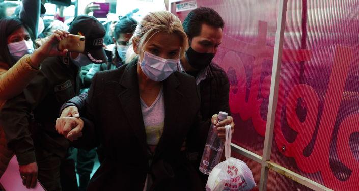 Bolivia Investigates Possible Ammo Shipment From Ecuador Under Anez, Interior Minister Says