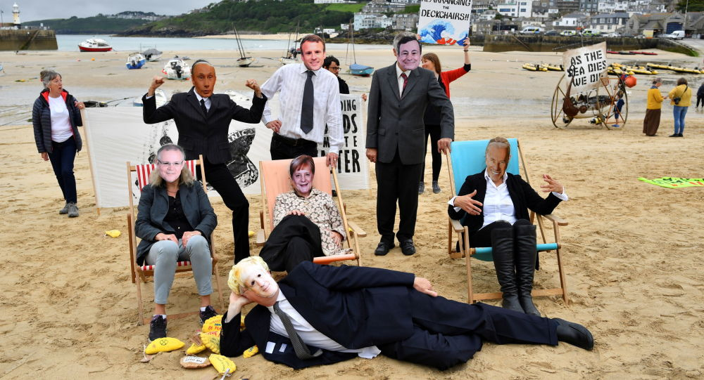 G7 Summit: Who Are the Seven Leaders, What Do They Want and How Long Will They Stay in Power?