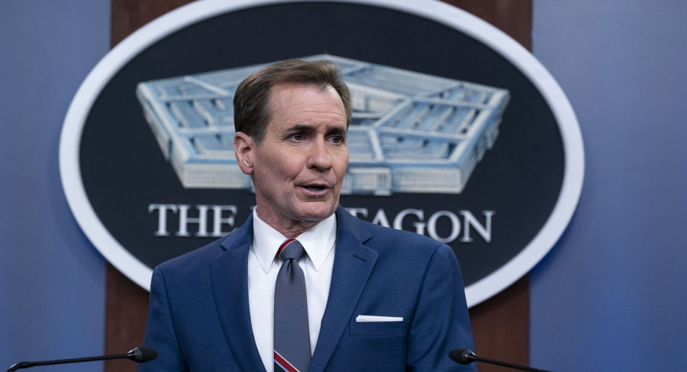 US Gives Ukraine New Package of Military Aid Worth $150Mln, Pentagon States