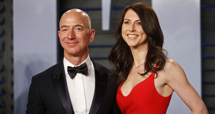 Jeff Bezos' Ex-Wife Once More Makes Enormous Donation of $2.7 Billion to Fight Social Inequality