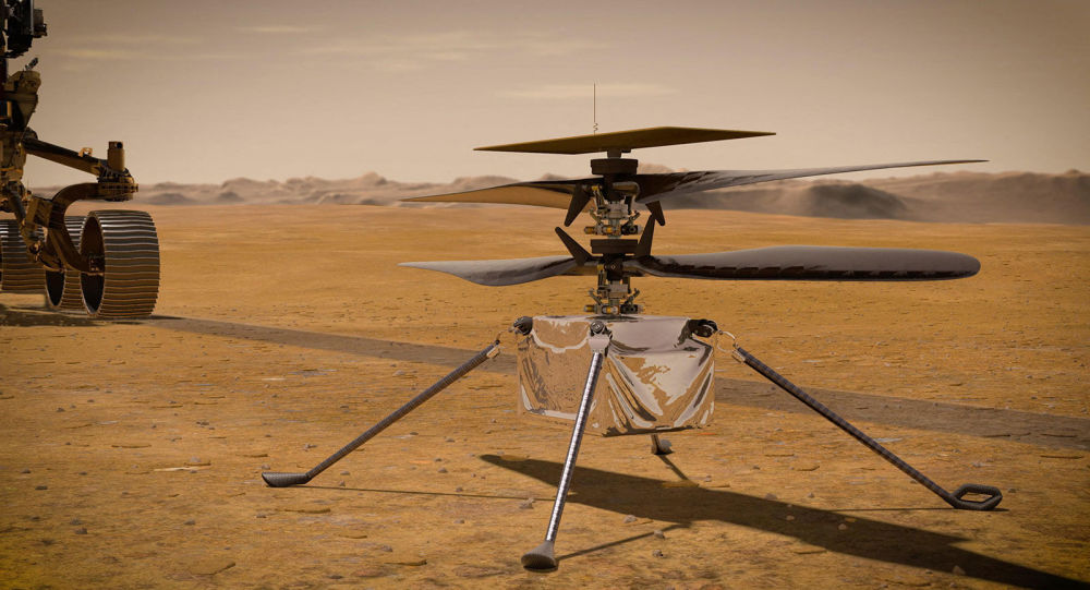 NASA Presents Early Science and Preview of Sample Collection From Mars
