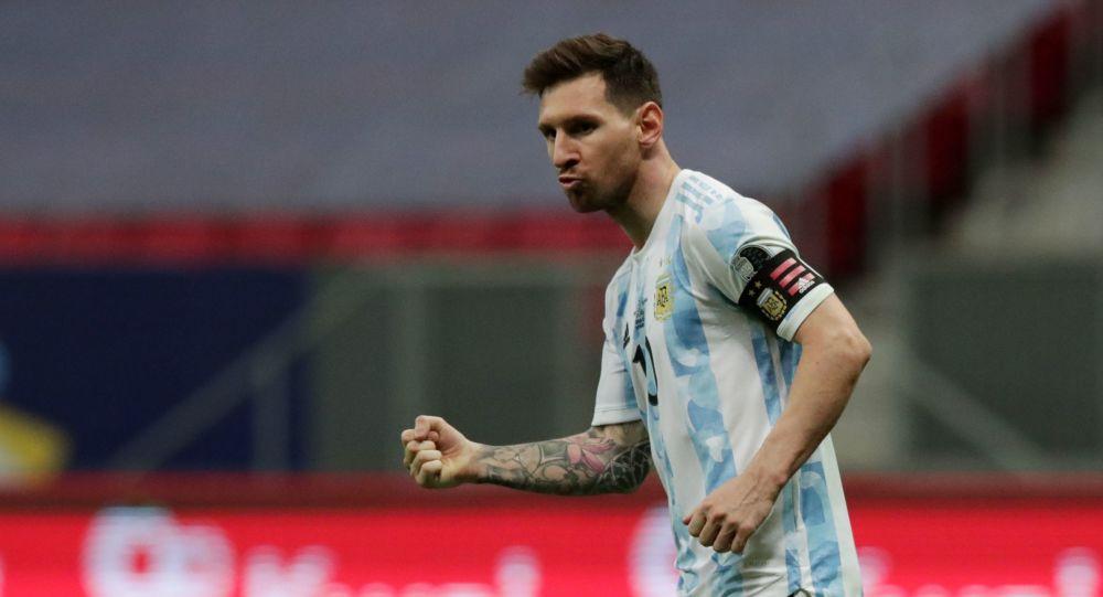 Messi's Son Lauded Online After Delivering Sharp Retort to Fan