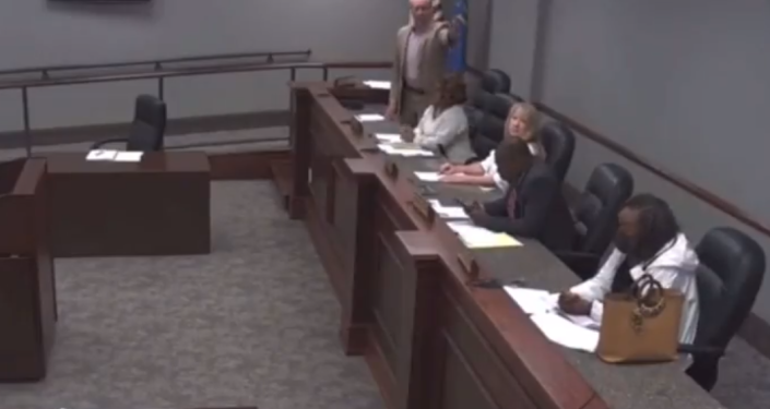 Alabama Politician's Wife Scared Husband's N-Word Outburst Could Get Their Family Killed