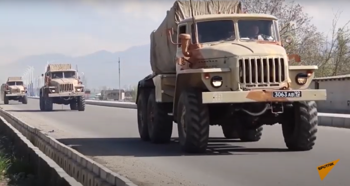 Watch Mass Redeployment of Russian Forces in Tajikistan Amid Escalating Afghanistan Tensions