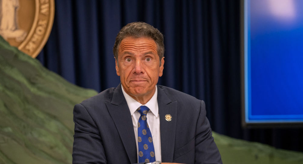 Twitter in Flames as Flashbacks of 'Cuomosexual' Celebrities Praising NY Governor Resurface