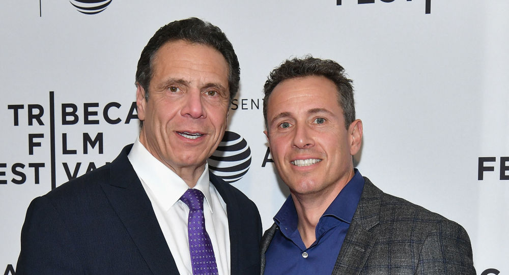Top CNN Anchor Reportedly Advised His Brother Andrew Cuomo to Resign Amid Sexual Harassment Scandal