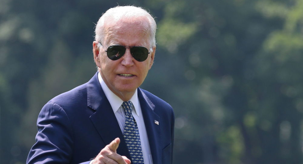 'Silver Alert': Joe Biden Mocked Online as He 'Gets Lost in Bushes' on Way to White House