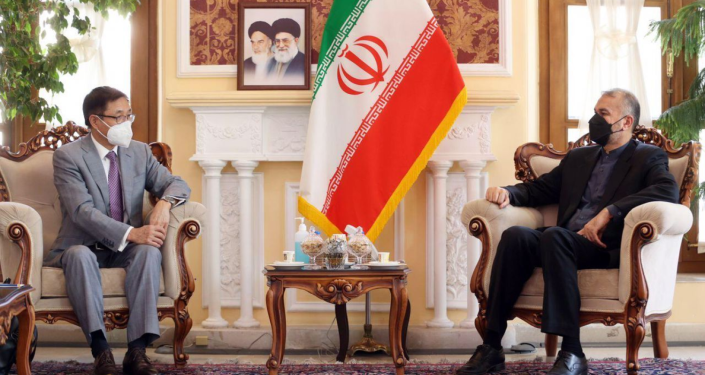Iran, China to Cooperate on Regional Stabilization as Beijing Urges Taliban to Keep Promises