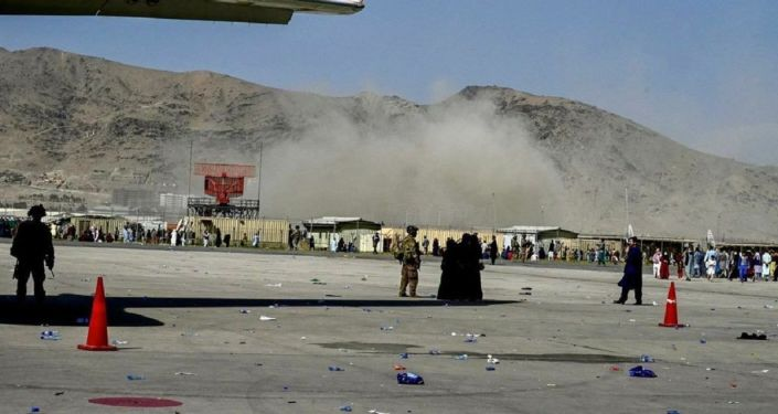 Blasts Rock Areas Outside Kabul's Airport Hours After Warnings of Daesh Terror Threat