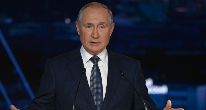 Putin Says Russia's Far East May Host Olympic Games