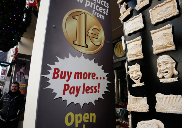 Eurozone Plunges into Deflation