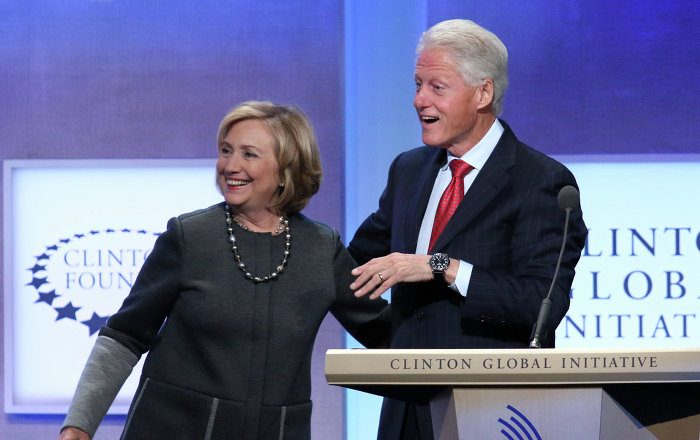 Why Lawsuit Against Trump Foundation May Be 'Horrible' for the Clintons
