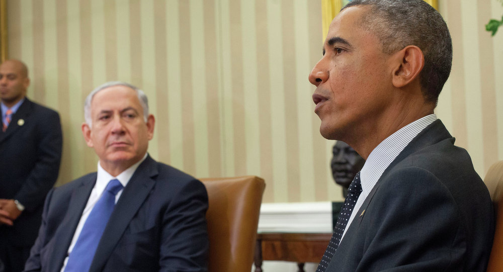 Obama to meet Israel's Netanyahu Wednesday in New York: White House