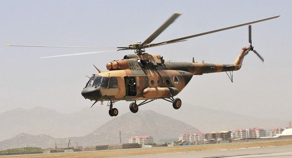 Afghan Mi-17