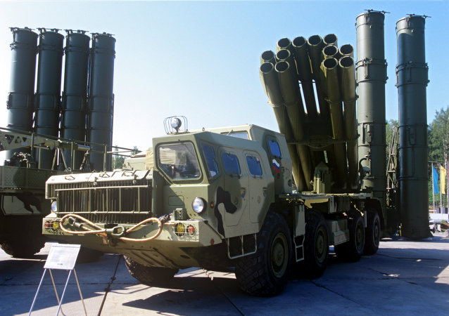 Smerch multiple launch rocket system