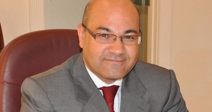 Iraq's Ambassador to the United States Lukman Faily