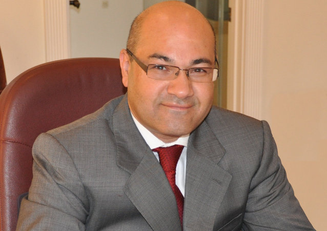 Iraq's Ambassador to the United States Lukman Faily