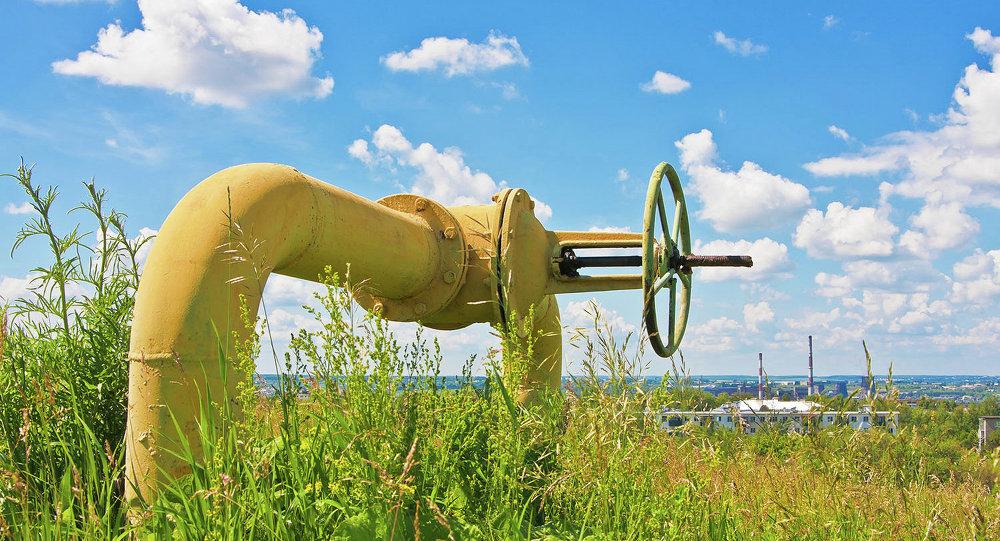 Пост газопровода