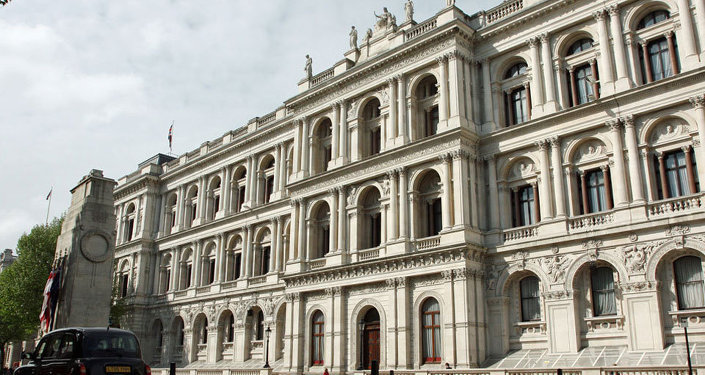 Foreign & Commonwealth Office main building