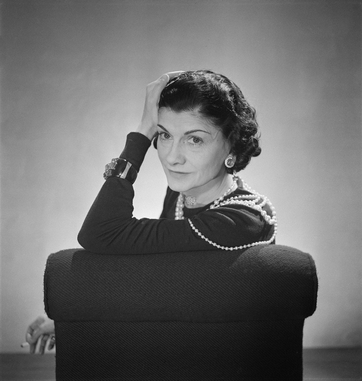 Coco Chanel, French fashion designer