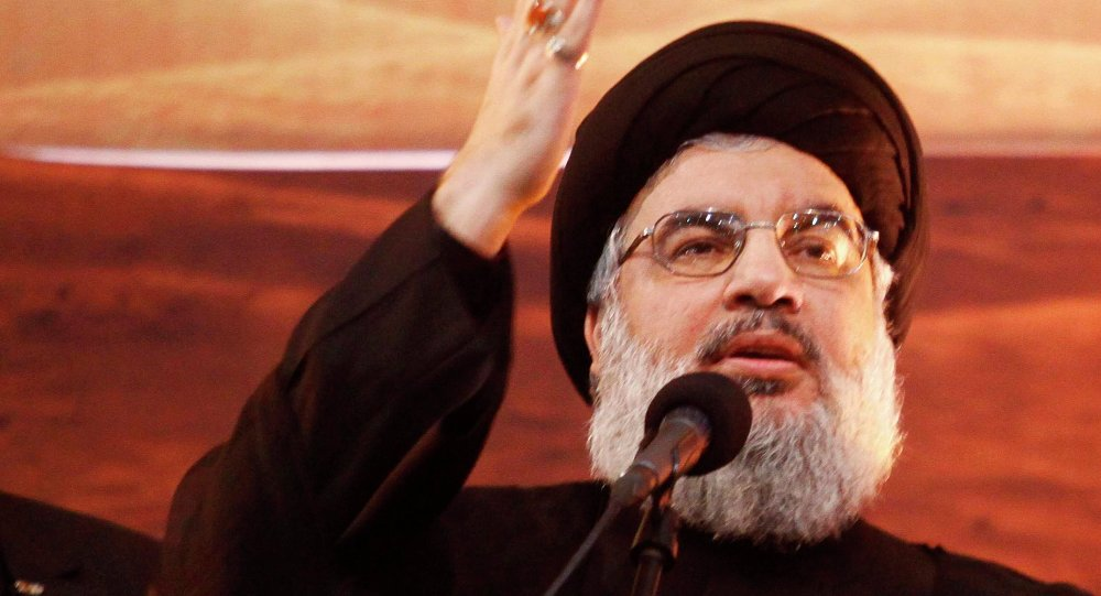 Nasrallah 'ready' to confront Trump