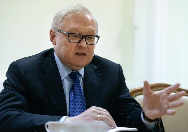 Интервью с заместителем главы МИД РФ Сергеем Рябковым